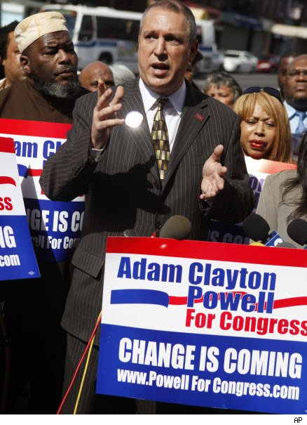 Adam Clayton Powell IV Tells Rangel To