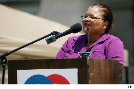 Niece of Martin Luther King calls gay marriage 'genocide'