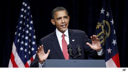 Obama Promises End of U.S. Combat in Iraq
