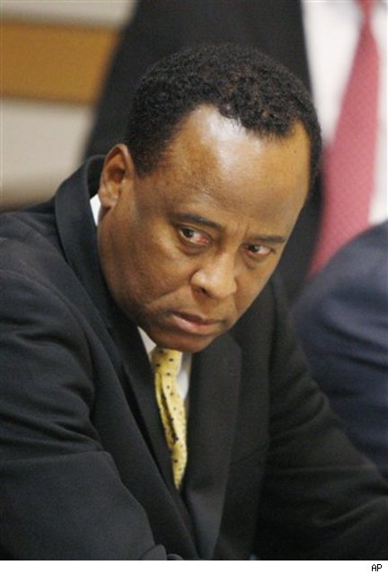 Dr. Conrad Murray Wants Michael Jackson's Fluid Samples