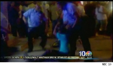 Man Beaten by Police for 2 Minutes Until Arm is Fractured