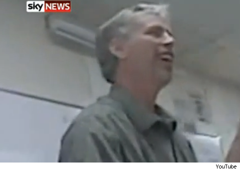 Teacher Donald Woods Throws Chairs And Desk; Caught On Tape