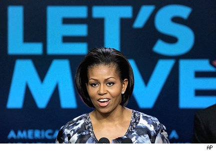 First Lady Michelle Obama landa a TvOne Special on Childhood Obesity