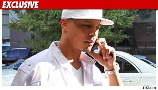 TI Checks into Prison to Begin 11 Month Sentence