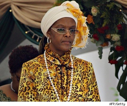 Wikileaks Says Grace Mugabe Deals in Illegal Diamonds