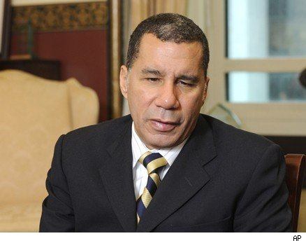 Outgoing NY Governor's Final Disgrace; David Paterson & Yankees Tickets