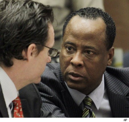 Dr. Conrad Murray Pleads Not Guilty