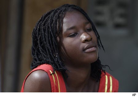 Haitian 'Miracle Girl' Continues Recovery, Darlene Etienne