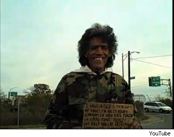 Golden Voice: Ted Williams, Homeless Man