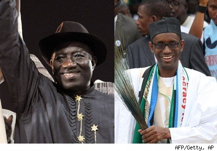 Presidential Candidates Now Set for Nigerian Election