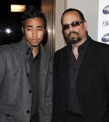 Ice-T's Son Arrested for Exposing Himself