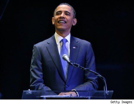 President Obama to Kick Off Re-Election Campaign - BV Black Spin