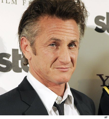 Sean Penn Promises Continued Help for Haiti