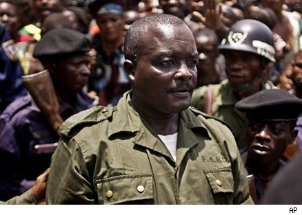 Congo Colonel Gets 20 Years for Rape Spree