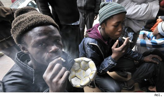 Whoonga: South Africa's New Drug Craze