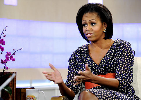 Michelle Obama Will Not Allow First Daughters to Join Facebook
