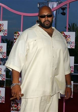 Suge Knight's Car Impounded