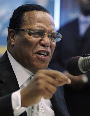 Farrakhan Issues Stern Warning to President Obama About Attacking Libya