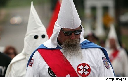 Klansmen Don't Belong on License Plates