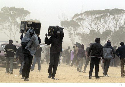 African Migrants Come Under Attack in Libya