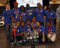 Haitian Teens Need $15,000 to Travel to Robotics Competition