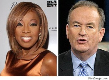 Star Jones/Bill O'Reilly