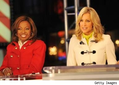 Star Jones & Lara Spencer on The Insider