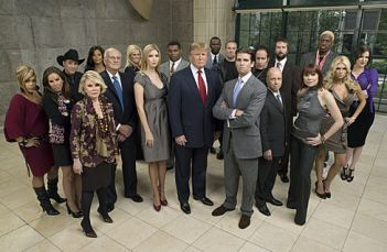 Cast of Celebrity Apprentice