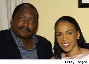 Mathew Knowles & Michelle Williams