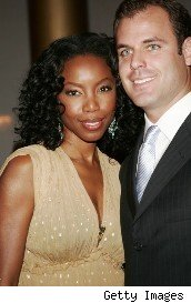 Heather Headley & husband Brian Musso