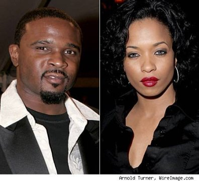 End of the Road: Darius McCrary & Karrine Steffans Divorcing
