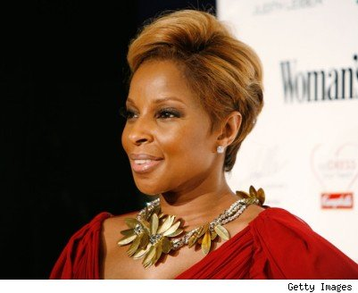 "mary j blige hairstyle pictures 2010. Tear"" album mary j blige"