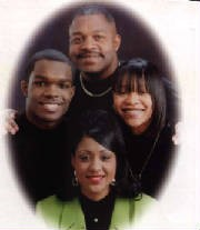Michael Winans Jr., Michael Winans Sr., Lashay Winans &amp; Regina Winans