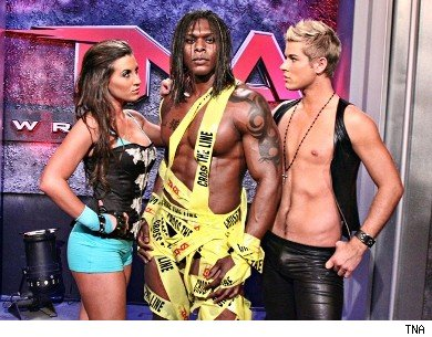 Orlando Jordan: First Openly Bisexual Professional Wrestler