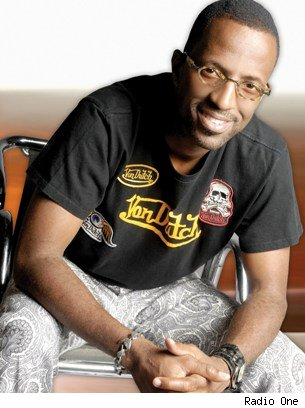 Rickey Smiley: Raising 10 Kids Is No Laughing Matter