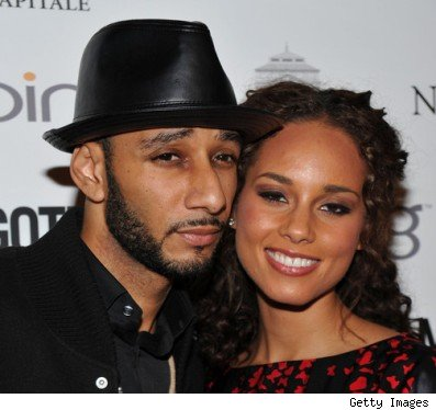 Swizz Beatz & Alicia Keys