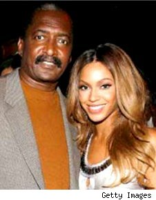 Mathew Knowles & Beyonce Knowles