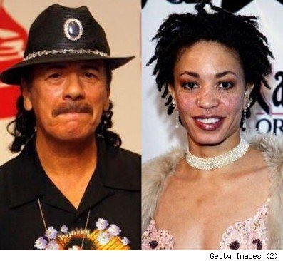 ENGAGED: Carlos Santana Proposes To Cindy Blackman On Tour