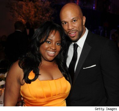 Sherri Shepherd & Common