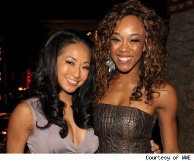 Gail Kim & Alicia Fox