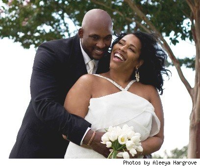 Newlyweds: Brownstone Singer Nicci Gilbert Gets Married