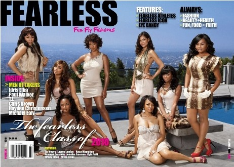 FEARLESS: New Magazine Aims To Diverse Hollywood Images
