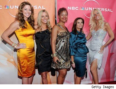 Cast of Real Housewives of DC