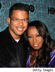 Al Reynolds & Star Jones