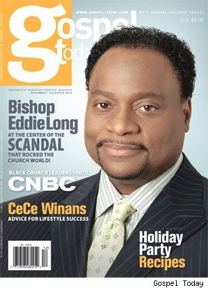 Cover Chaos: Backlash Over Bishop Eddie Long's Gospel Today Feature