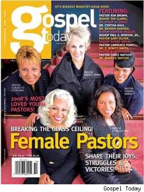 Southern Baptist Bigots: 'Gospel Today' Gets Backlash For Featuring Female Pastors