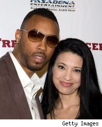 Montel with wife Kristin