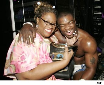 Thea Vidale &amp; Shelton Benjamin