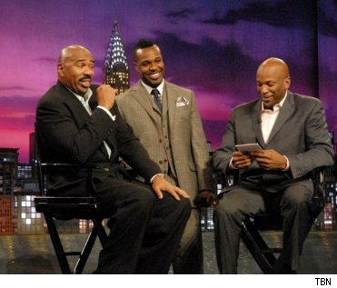 Steve Harvey, VaShawn Mitchell & Donnie McClurkin