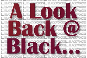 A Look Back at Black...